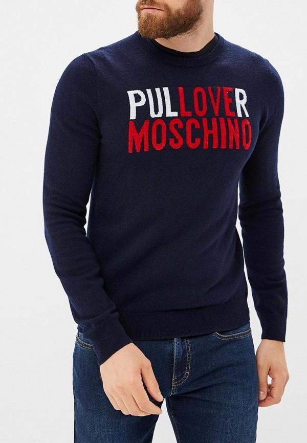 Джемпер Love Moschino Love Moschino LO416EMBREU9 джемпер mango man mango man he002emafhn7