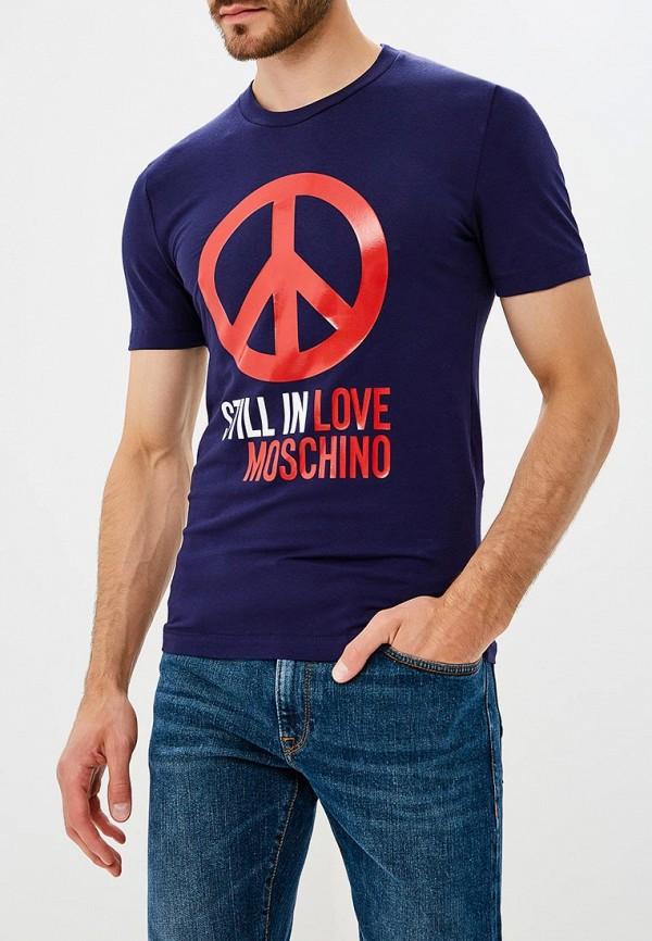 Футболка Love Moschino Love Moschino LO416EMCEJU6 футболка love moschino love moschino lo416emypv41