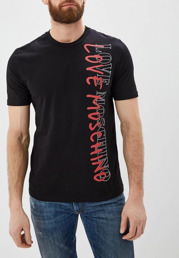 Футболка Love Moschino Love Moschino LO416EMEODD0 love moschino футболка