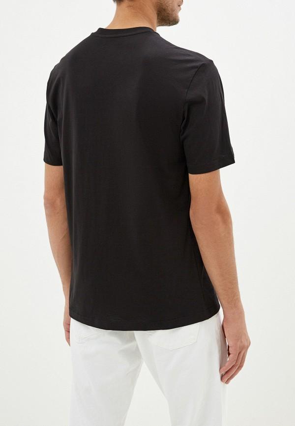 Фото 3 - мужскую футболку Love Moschino черного цвета