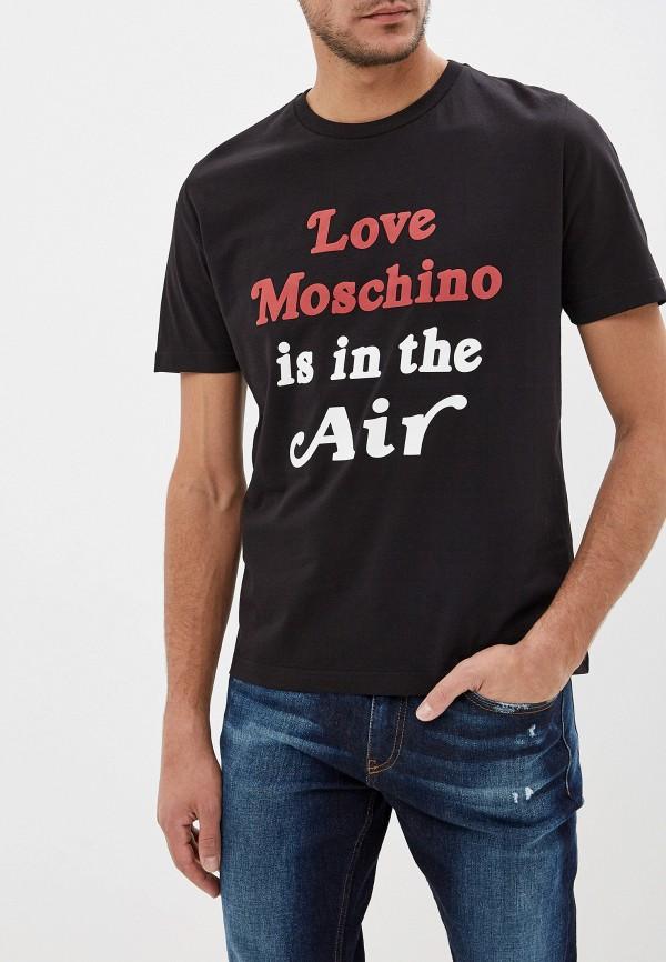 Футболка Love Moschino Love Moschino LO416EMFSWO2 футболка love moschino love moschino lo416ewdrjh6
