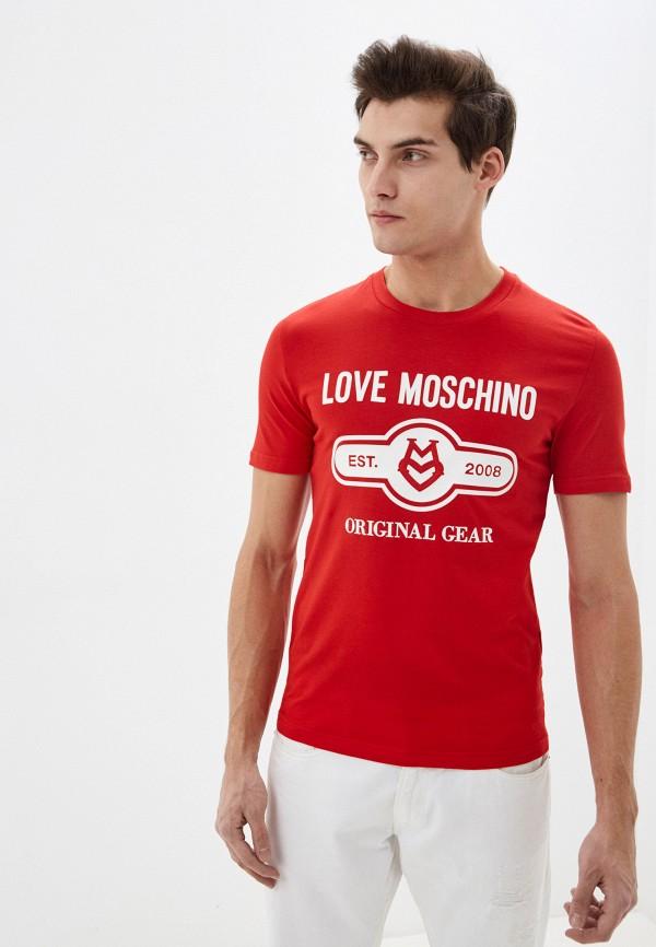 Фото - Футболка Love Moschino Love Moschino LO416EMHYUY3 футболка love moschino футболка