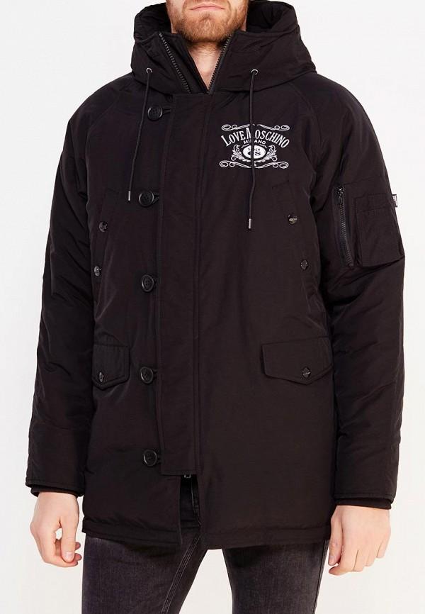 Куртка утепленная Love Moschino Love Moschino LO416EMUUW56 moschino куртка