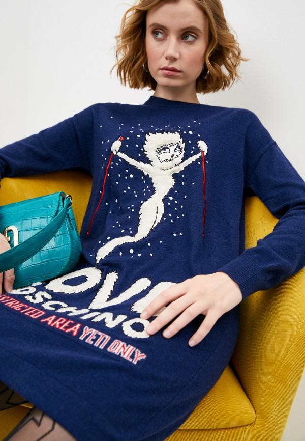 Платья-свитер