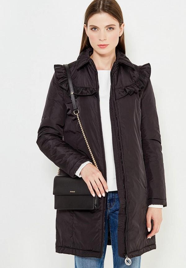 Куртка утепленная Love Moschino Love Moschino LO416EWUKW43 moschino куртка