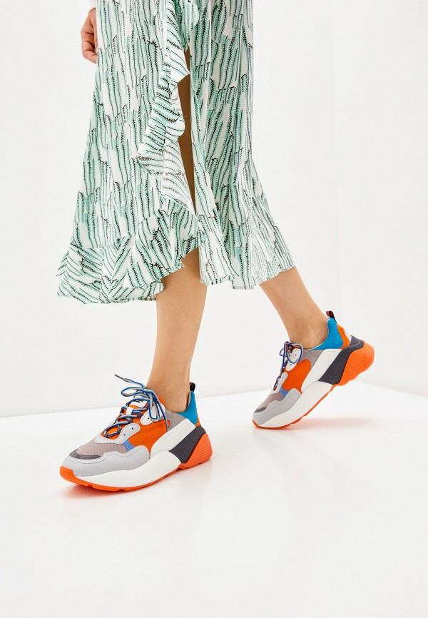 Фото 6 - Женские кроссовки Lola Cruz разноцветного цвета