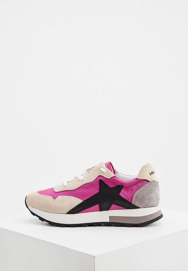 женские кроссовки lola cruz, разноцветные