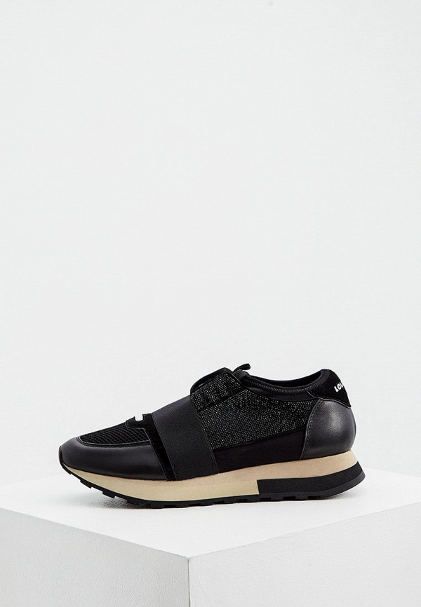 женские кроссовки lola cruz, черные