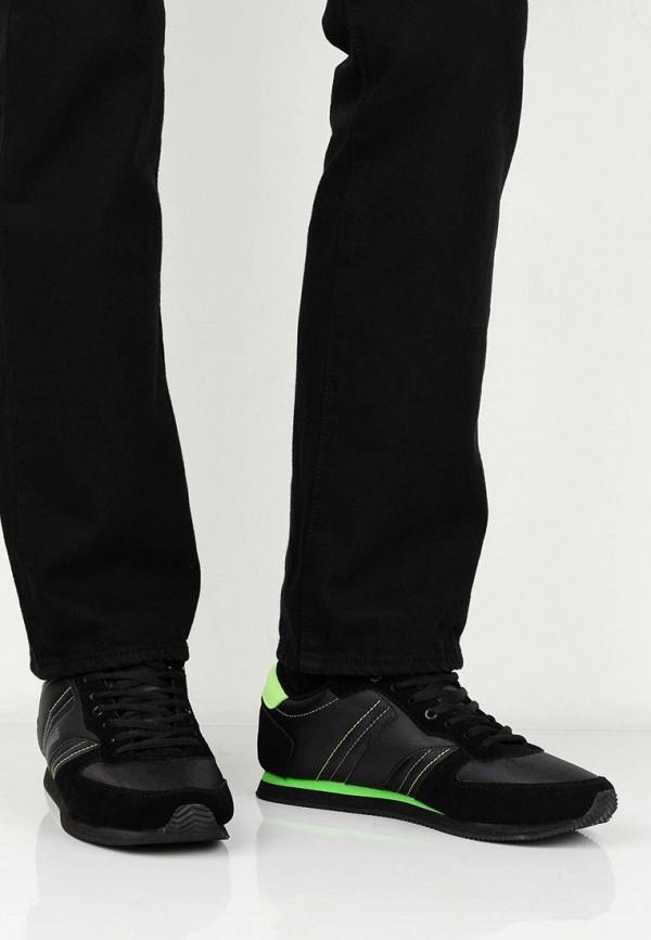 Фото 8 - Кроссовки Lonsdale черного цвета