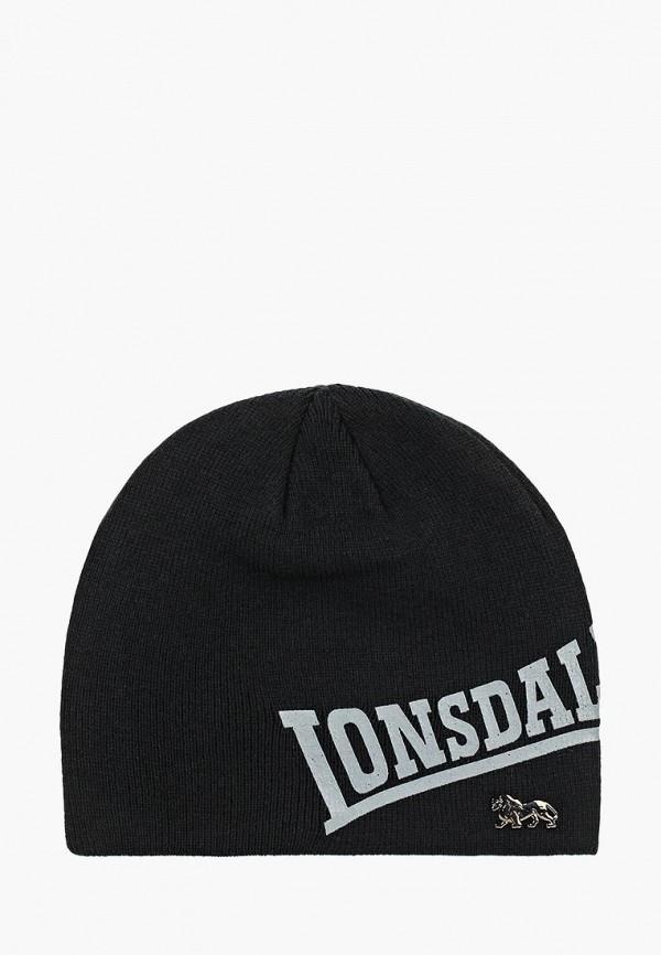 Шапка Lonsdale Lonsdale LO789CUCSA54 толстовка lonsdale lonsdale lo789emsbt59