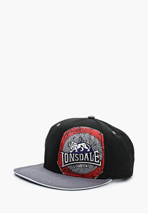 Кепка Lonsdale Lonsdale LO789CUEBH85 толстовка lonsdale lonsdale lo789emsbt59