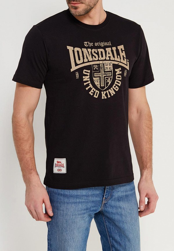 Футболка Lonsdale Lonsdale LO789EMACPD8 футболка lonsdale lonsdale lo789emarb48