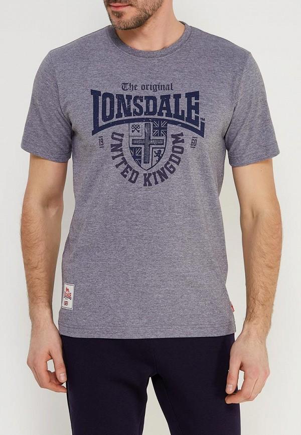 купить Футболка Lonsdale Lonsdale LO789EMACPD9 по цене 900 рублей