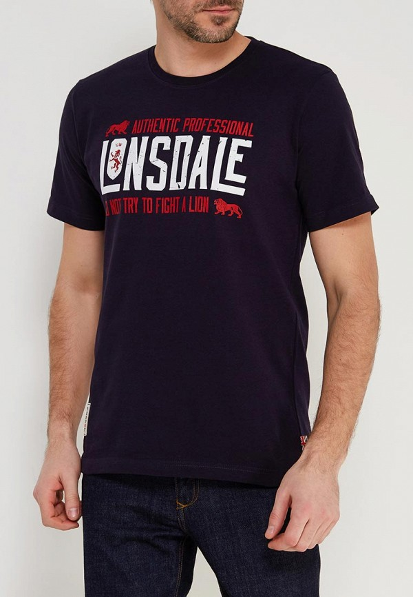 Футболка Lonsdale Lonsdale LO789EMACPE3 футболка lonsdale lonsdale lo789emapkb9