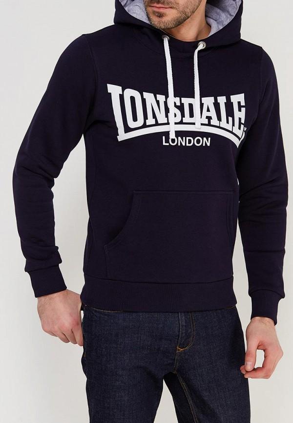 Худи Lonsdale Lonsdale LO789EMACPE9 худи print bar сид уилсон