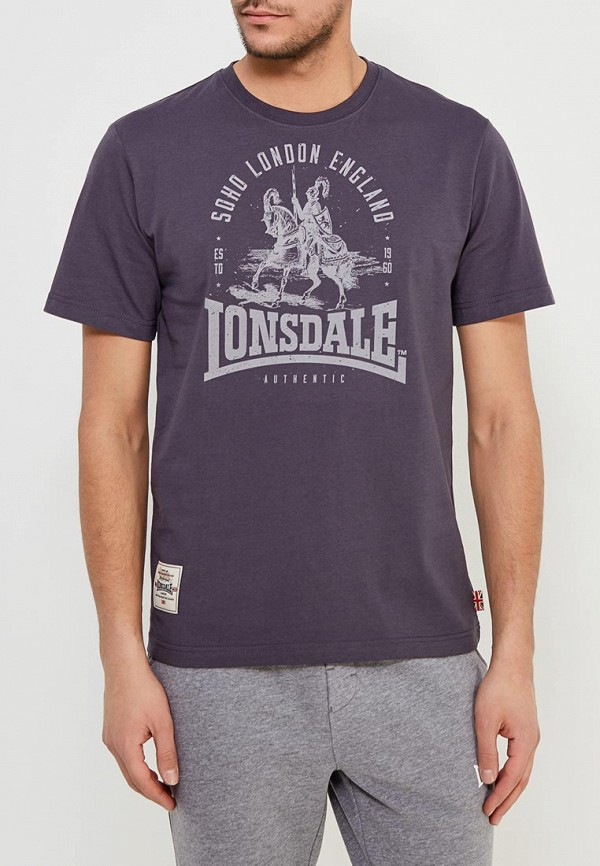 Футболка Lonsdale Lonsdale LO789EMAPKD0 футболка lonsdale lonsdale lo789emarb48