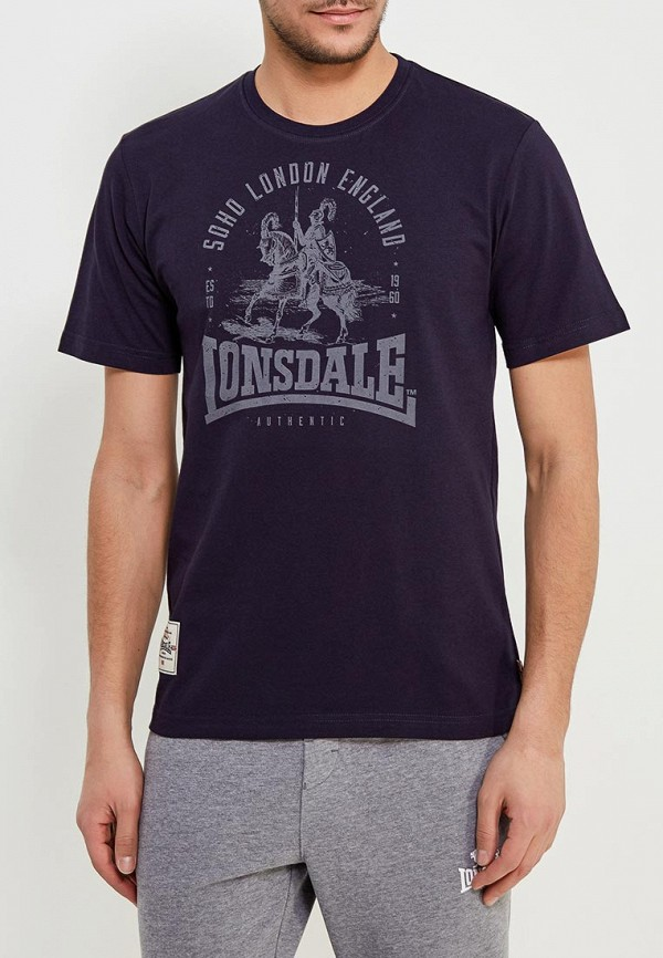 Футболка Lonsdale Lonsdale LO789EMAPKD1 футболка lonsdale lonsdale lo789emapkd3