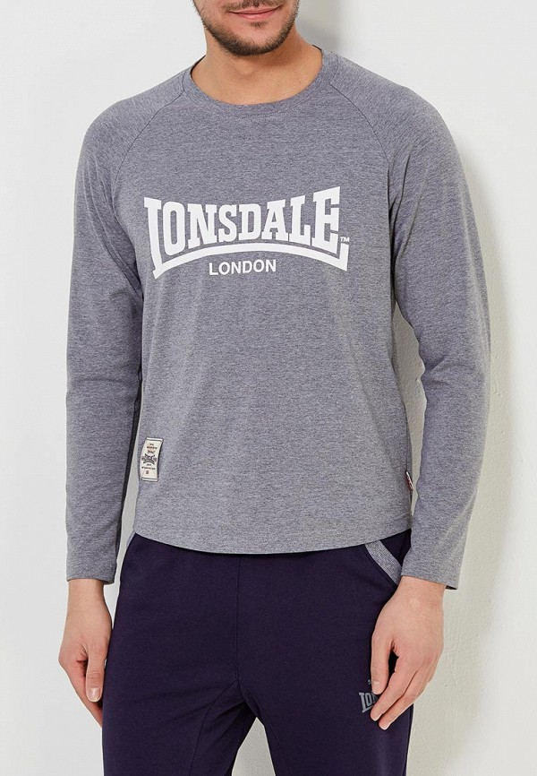 Лонгслив Lonsdale Lonsdale LO789EMAPKE0 лонгслив lonsdale lonsdale lo789emfdsg7