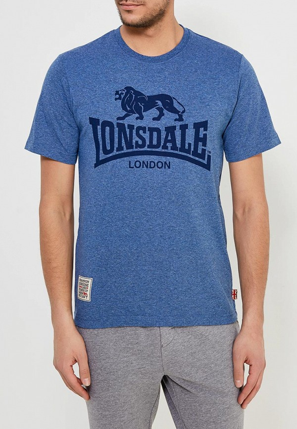 Футболка Lonsdale Lonsdale LO789EMAPKF4 футболка lonsdale lonsdale lo789emarb48