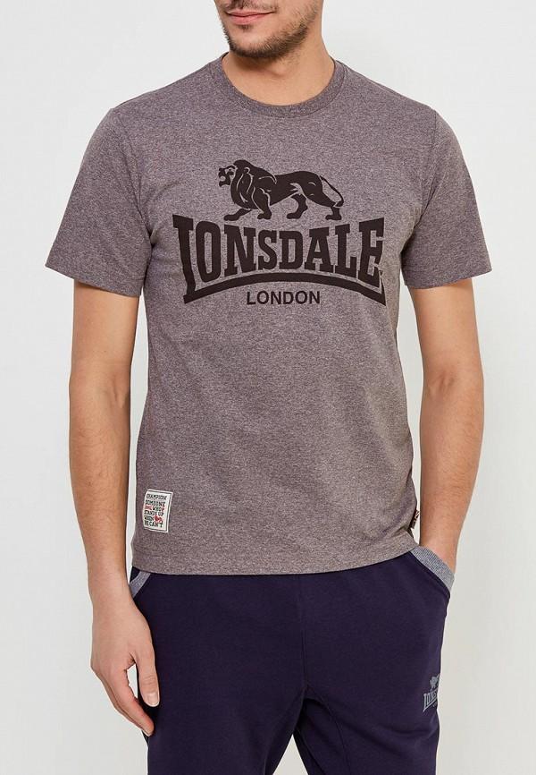 купить Футболка Lonsdale Lonsdale LO789EMAPKF5 по цене 1160 рублей