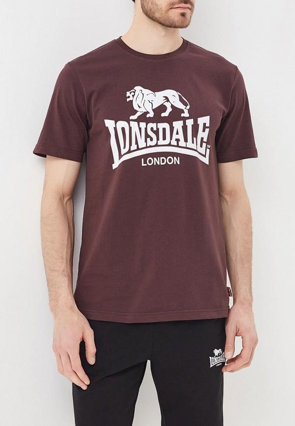 Футболка Lonsdale Lonsdale LO789EMBIQV9 футболка lonsdale lonsdale lo789embiqw6