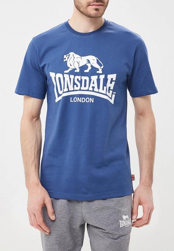 купить Футболка Lonsdale Lonsdale LO789EMBIQW2 по цене 970 рублей