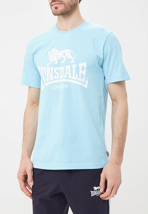 Футболка Lonsdale Lonsdale LO789EMBIQW3 футболка lonsdale lonsdale lo789emarb48