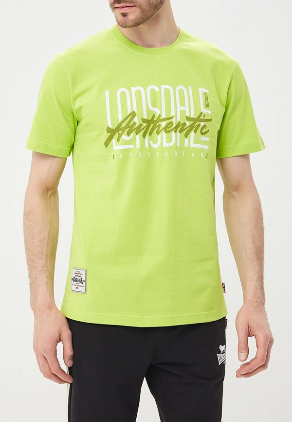 Футболка Lonsdale Lonsdale LO789EMBIQW5 lonsdale