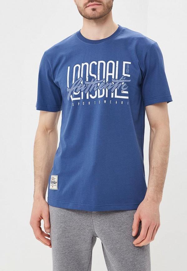 Футболка Lonsdale Lonsdale LO789EMBIQW6 шорты lonsdale lonsdale lo789emuic69
