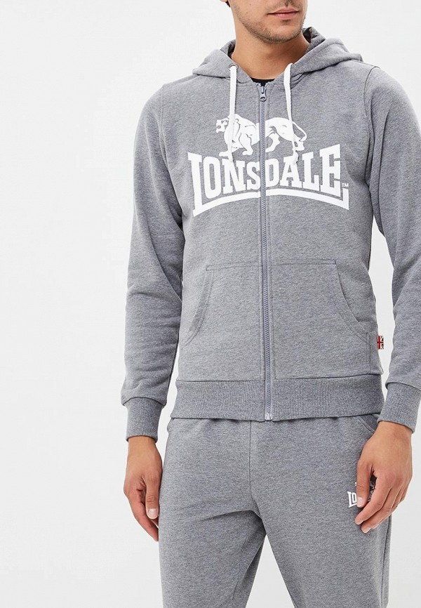 Толстовка Lonsdale Lonsdale LO789EMBVRI0 толстовка lonsdale lonsdale lo789emsbt47