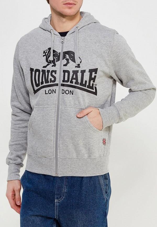 Толстовка Lonsdale Lonsdale LO789EMCK859 толстовка lonsdale lonsdale lo789emsbt52