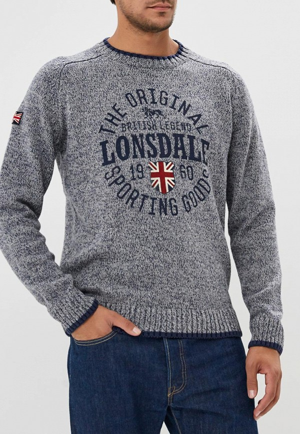 Джемпер Lonsdale Lonsdale LO789EMCSC46 шорты lonsdale lonsdale lo789emuic69
