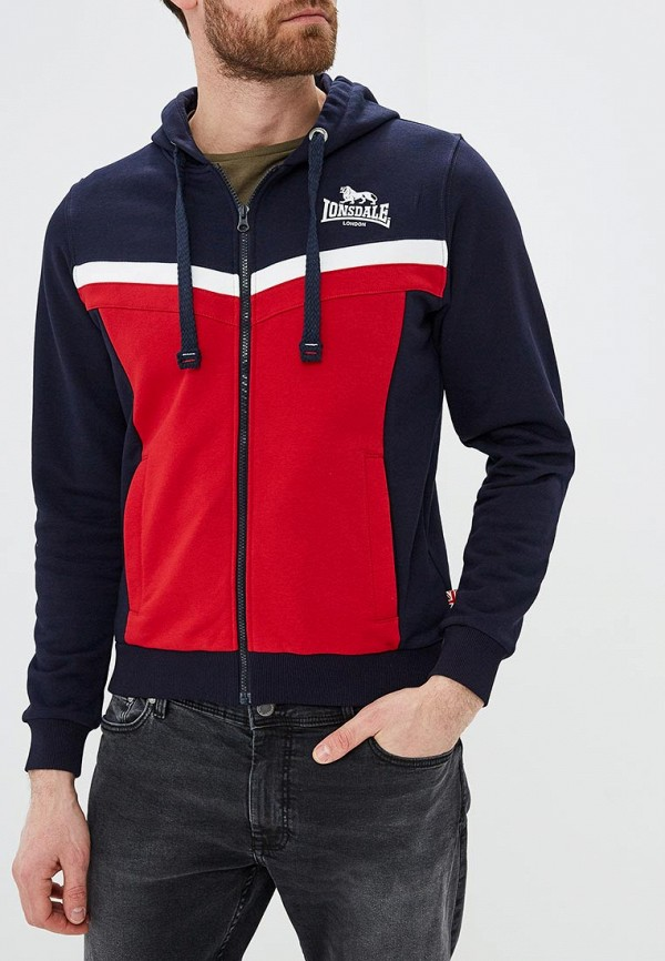 Толстовка Lonsdale Lonsdale LO789EMDZNZ2 толстовка lonsdale lonsdale lo789emcsc39