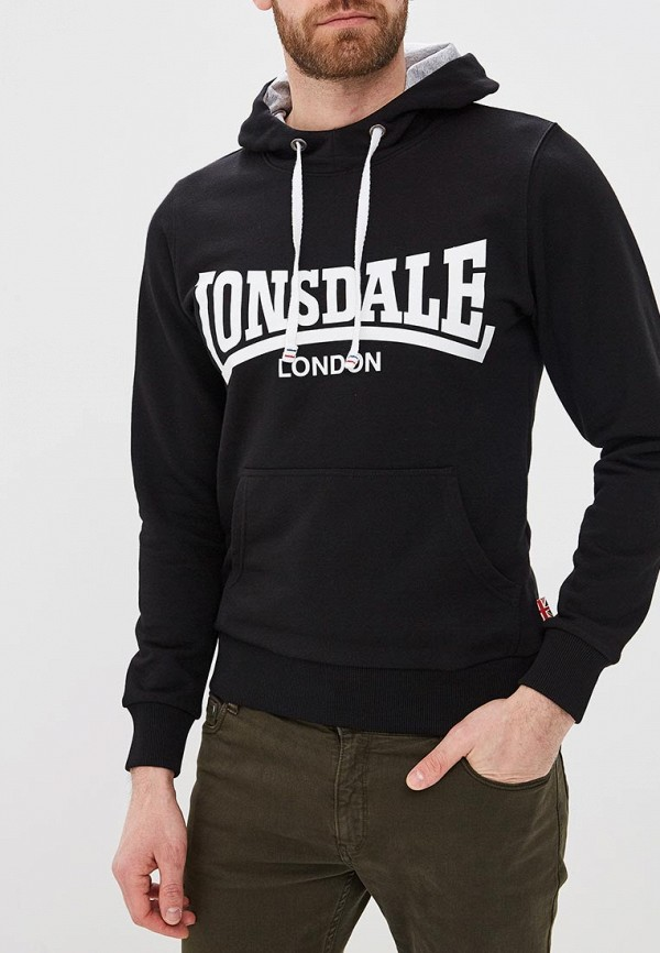 Худи Lonsdale Lonsdale LO789EMDZOB4 толстовка lonsdale lonsdale lo789emsbt59