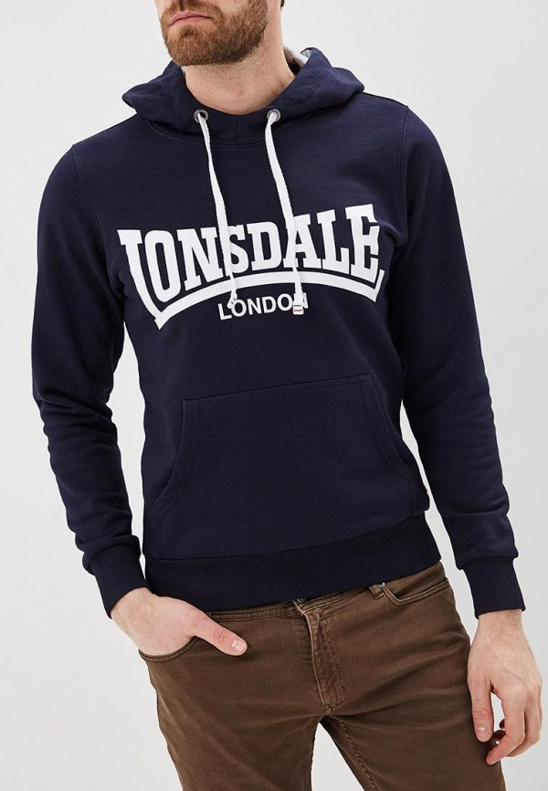 Худи Lonsdale