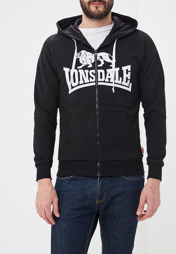 Толстовка Lonsdale Lonsdale LO789EMETCW5 толстовка lonsdale lonsdale lo789emcsc39