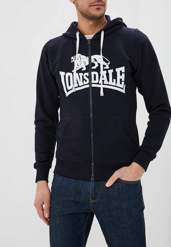 Толстовка Lonsdale Lonsdale LO789EMETCW7 толстовка lonsdale lonsdale lo789emcsc39