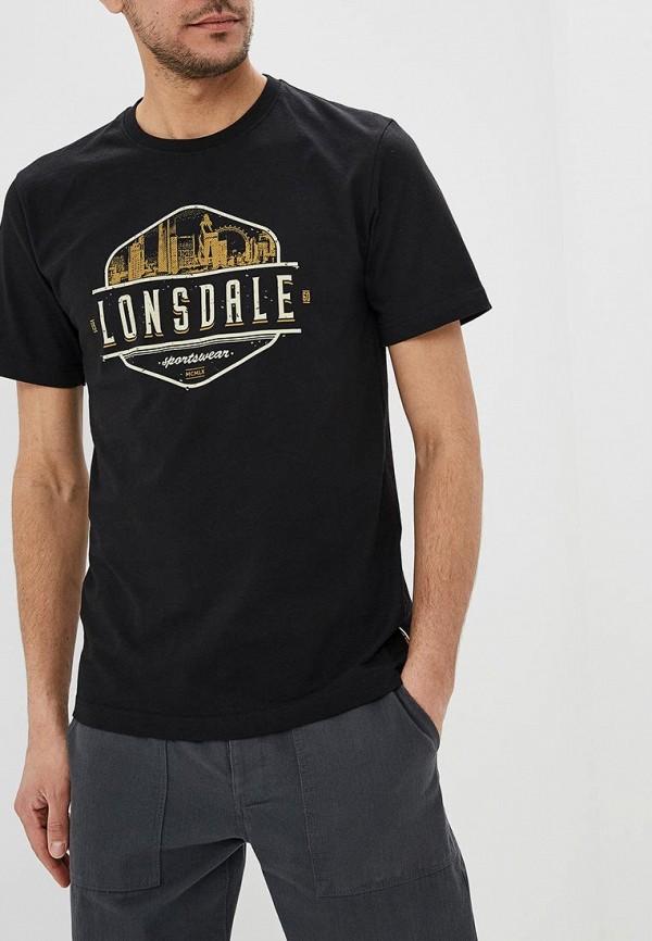 Футболка Lonsdale Lonsdale LO789EMETCX4 джемпер lonsdale lonsdale lo789emnfx41