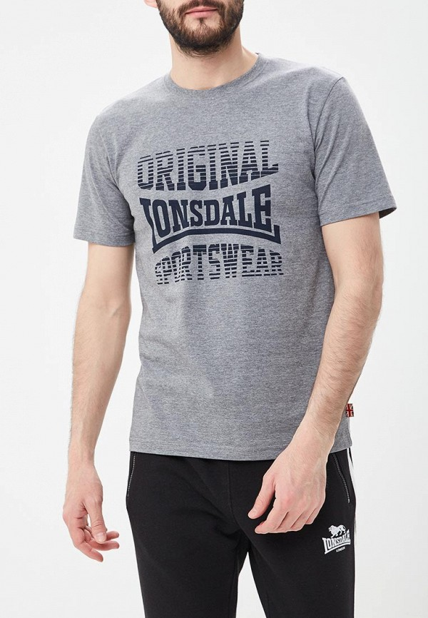Футболка Lonsdale Lonsdale LO789EMETCY6