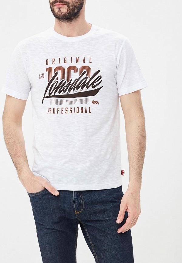купить Футболка Lonsdale Lonsdale LO789EMETDA2 по цене 1499 рублей
