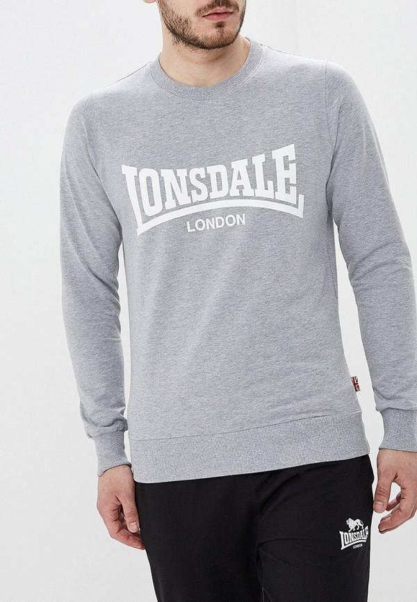 Свитшот Lonsdale Lonsdale LO789EMFDSF2 недорго, оригинальная цена
