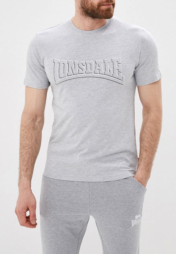 Футболка Lonsdale Lonsdale LO789EMFDSH4 цены онлайн