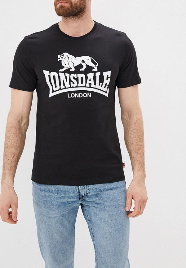 Футболка Lonsdale Lonsdale LO789EMFDSI5 цены онлайн