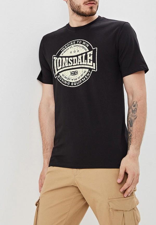 Футболка Lonsdale Lonsdale LO789EMFLXQ2 цены онлайн