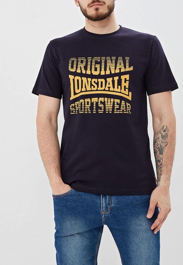 Футболка Lonsdale Lonsdale LO789EMFLXR0 все цены