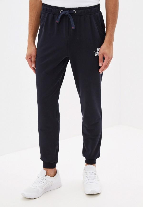 мужские спортивные спортивные брюки lonsdale, синие
