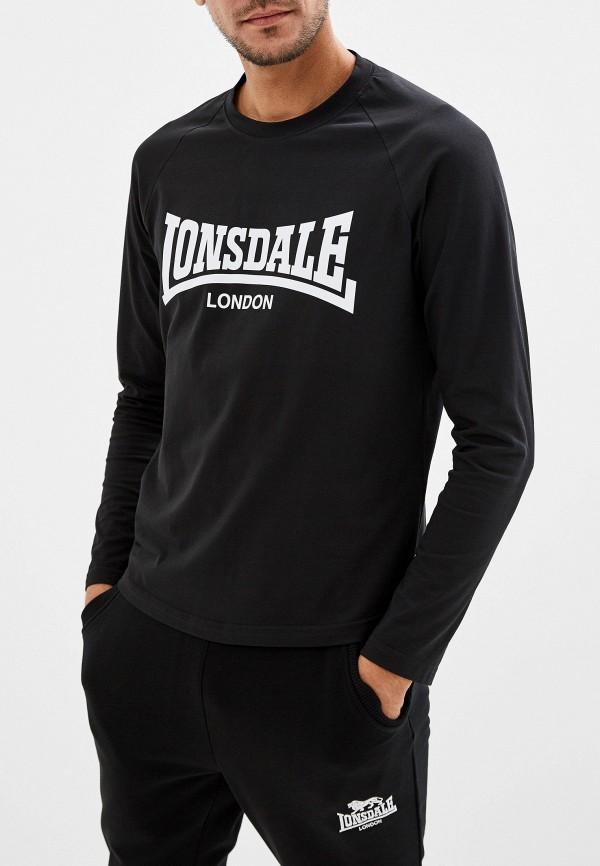 цена Лонгслив спортивный Lonsdale Lonsdale LO789EMFXWV1 онлайн в 2017 году