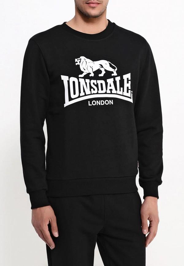 Свитшот Lonsdale Lonsdale LO789EMIWL37 майка классическая printio i don t stop