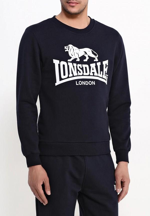 Свитшот Lonsdale Lonsdale LO789EMIWL39 поло lonsdale lonsdale lo789emuyz34
