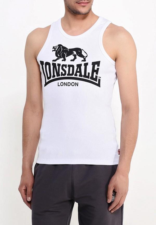Майка Lonsdale Lonsdale LO789EMIWL48 поло lonsdale lonsdale lo789emuyz34